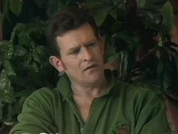 Des Clarke in Neighbours Episode 1144