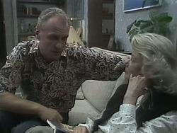 Jim Robinson, Helen Daniels in Neighbours Episode 1144