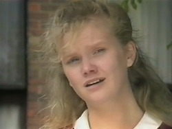 Sharon Davies in Neighbours Episode 1144