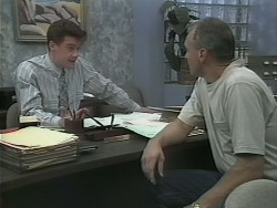 Paul Robinson, Jim Robinson in Neighbours Episode 1145