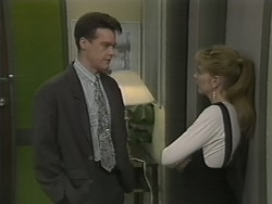 Paul Robinson, Melanie Pearson in Neighbours Episode 1145