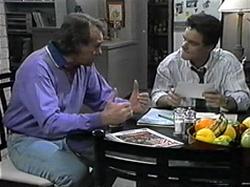 Doug Willis, Paul Robinson in Neighbours Episode 1330