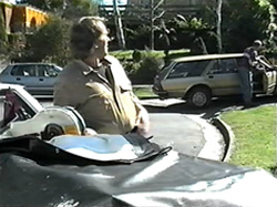 Doug Willis, Jim Robinson in Neighbours Episode 1330