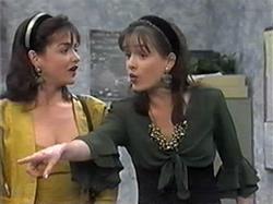 Christina Alessi, Caroline Alessi in Neighbours Episode 1330