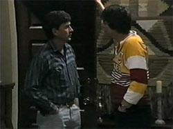 Eric Jensen, Joe Mangel in Neighbours Episode 1335