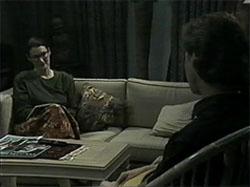 Dorothy Burke, Ryan McLachlan in Neighbours Episode 1335