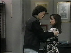 Rory Marsden, Caroline Alessi in Neighbours Episode 1335