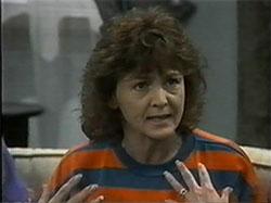 Pam Willis in Neighbours Episode 1335