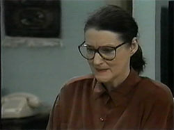 Dorothy Burke in Neighbours Episode 1335