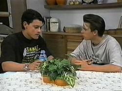 Josh Anderson, Todd Landers in Neighbours Episode 1336