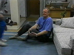 Jim Robinson in Neighbours Episode 1336