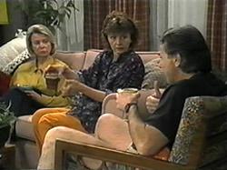 Helen Daniels, Pam Willis, Doug Willis in Neighbours Episode 1337