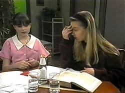 Cody Willis, Melissa Jarrett in Neighbours Episode 1337