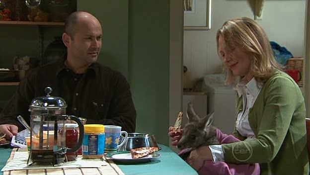 Steve Parker, Miranda Parker in Neighbours Episode 5310