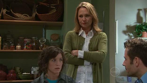 Bridget Parker, Miranda Parker, Adam Rhodes in Neighbours Episode 5310