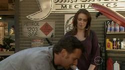 Lucas Fitzgerald, Libby Kennedy in Neighbours Episode 5546