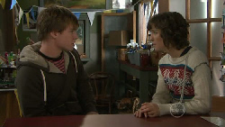 Ringo Brown, Bridget Parker in Neighbours Episode 5546