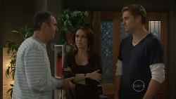 Karl Kennedy, Libby Kennedy, Dan Fitzgerald in Neighbours Episode 5546