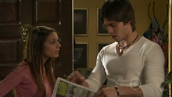 Rachel Kinski, Ty Harper in Neighbours Episode 5547