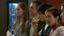 Sienna Cammeniti, Karl Kennedy, Zeke Kinski, Susan Kennedy in Neighbours Episode 5547