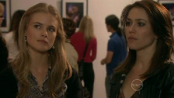 Elle Robinson, Libby Kennedy in Neighbours Episode 5547