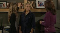 Elle Robinson, Donna Freedman, Rebecca Napier in Neighbours Episode 5548
