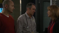 Steve Parker, Karl Kennedy, Miranda Parker in Neighbours Episode 5552
