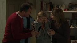 Karl Kennedy, Toadie Rebecchi, Nicola West, Miranda Parker in Neighbours Episode 5552