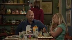 Steve Parker, Miranda Parker, Nicola West in Neighbours Episode 5553
