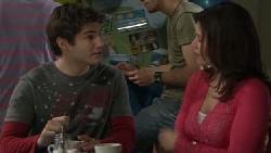 Declan Napier, Rebecca Napier in Neighbours Episode 5553
