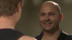 Ringo Brown, Steve Parker in Neighbours Episode 5553