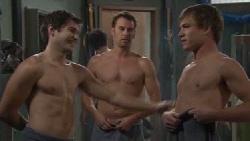 Declan Napier, Lucas Fitzgerald, Ringo Brown in Neighbours Episode 5553