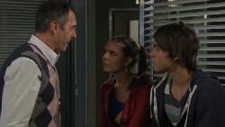 Karl Kennedy, Rachel Kinski, Ty Harper in Neighbours Episode 5554