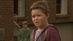 Mickey Gannon, Callum Jones in Neighbours Episode 5555