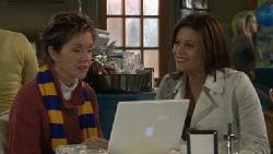 Susan Kennedy, Rebecca Napier in Neighbours Episode 5555