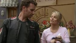 Lucas Fitzgerald, Donna Freedman in Neighbours Episode 5556