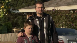 Callum Jones, Toadie Rebecchi in Neighbours Episode 5557