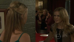 Donna Freedman, Elle Robinson, Carmella Cammeniti, Steph Scully, Libby Kennedy in Neighbours Episode 5558