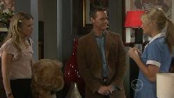 Elle Robinson, Paul Robinson, Donna Freedman in Neighbours Episode 5559