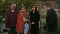 Karl Kennedy, Susan Kennedy, Callum Jones, Rebecca Napier, Toadie Rebecchi in Neighbours Episode 5559