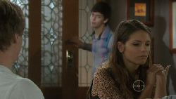 Ringo Brown, Zeke Kinski, Rachel Kinski in Neighbours Episode 5560