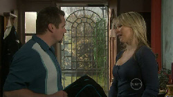 Toadie Rebecchi, Steph Scully in Neighbours Episode 5560
