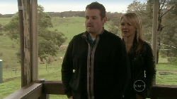Toadie Rebecchi, Steph Scully in Neighbours Episode 5561