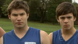 Declan Napier, Zeke Kinski in Neighbours Episode 5562