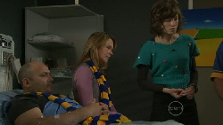 Steve Parker, Miranda Parker, Bridget Parker in Neighbours Episode 5562