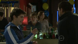 Declan Napier, Ringo Brown, Nathan Black in Neighbours Episode 5562