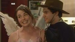 Kate Ramsay, Declan Napier in Neighbours Episode 5868