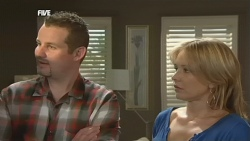 Toadie Rebecchi, Steph Scully in Neighbours Episode 5868