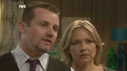 Toadie Rebecchi, Steph Scully in Neighbours Episode 5869