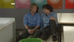 Andrew Robinson, Harry Ramsay in Neighbours Episode 5870